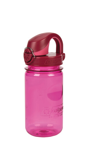 Nalgene Everyday OTF Kids Drinkfles Kinderen 350ml roze